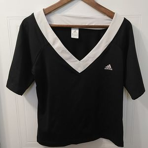 3/25$ adidas women's crop shirt